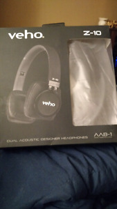 bnib Veho Z-10 headphones