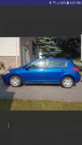 2011 Nissan Versa Safetied And Etested,  best deal around