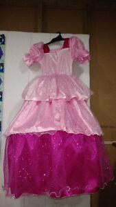 Girls size 12-14 pink princess dress Windsor Region Ontario image 2