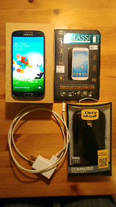 Samsung Galaxy S4 everything included
