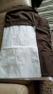Bed skirt for twin- never used