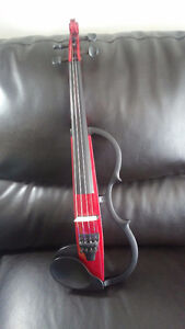 Yamaha Electric Violin Package