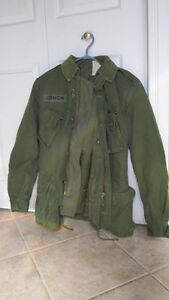 1966 - Army/Infantry Lined Coat