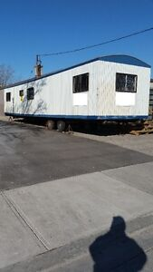 45 x 10, Office Trailer, Well taken care of – MUST SELL-
