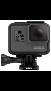 Go pro hero 5 black brand new