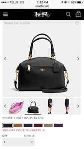 Selling Coach Purses 20% Off  - New, Packaged, with Tags London Ontario image 3