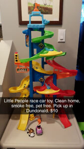 Toys, great deals!! piano, oven, car track,lego