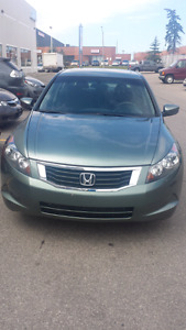 2008  Honda accord.automatic.EX.finance available