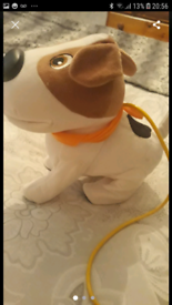 Cacamax toy dog
