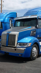 TRACTOR TRAILER DRIVER - permanent, full-time