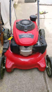 Troy-bilt Honda powered 160CC lawn mower $200