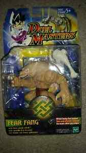 fear fang Duel Masters with bone smash attack only $9...........