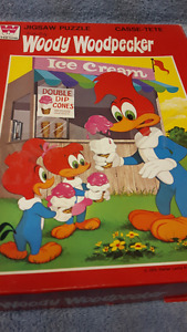 Woody Woodpecker Puzzle