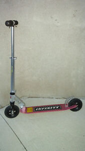 Unisex Foldable Scooter