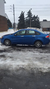 Safety & etested 2011 Ford Focus Sedan Manual