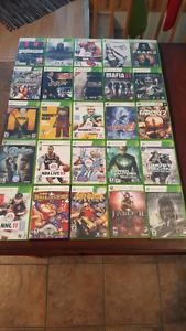 + de 150 jeux de xbox 360