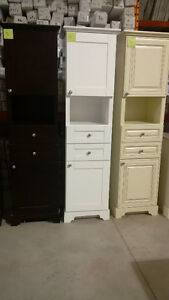 Bathroom Linen storage cabinet