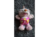 V-tech Little Singing Bear baby toddler toy