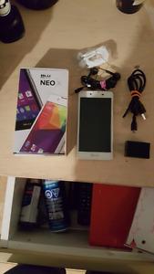 Blu neo phone