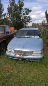 89 Chev 3/4, 91 Pick Ups, 93 Caprice For Restoration or Parts