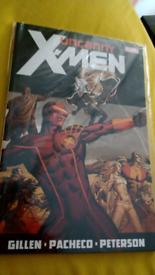 UNCANNY X-MEN COMIC BOOK.