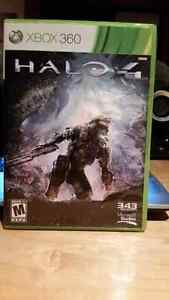 Selling great condition Halo 4!!