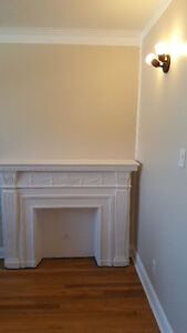 $795-Avail April 1-Newly Renovated Large Bach-600 Laurier St. We