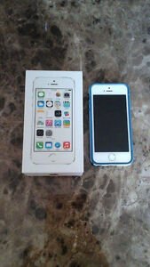 IPhone 5S 16gig argent