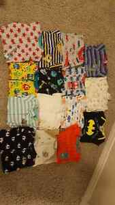 15 GUC- sleepers lot. Size 6months.
