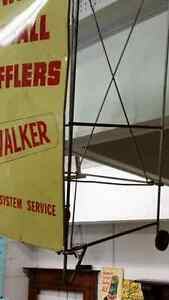 1950s Walker mufflers display London Ontario image 4