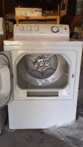 Immaculate Large Capacity Maytag Washer & GE Dryer for Sale
