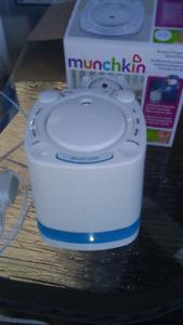 Système de projection audiophonique Munchkin pour bébé