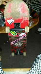 Good working girl skateboard got great pop