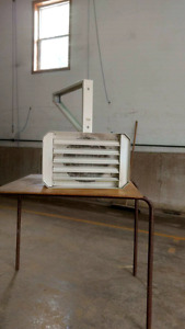 Suspended Electric Garage Heaters
