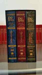 COFFRET COLLECTION LORD OF THE RINGS