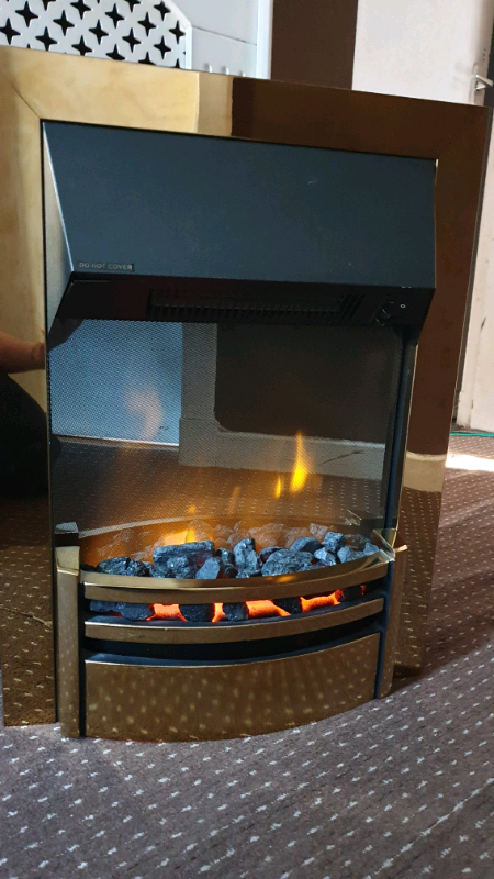 Dimplex Kns20 Free Standing Fire Plus Free Fireplace In