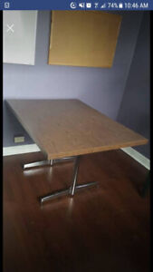 3' x 4' Solid Table