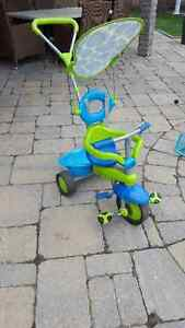 Smart-Trike Fresh 3-in-1 Tricycle