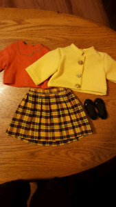 American doll clothes.