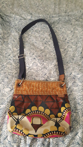 Fossil cross-body purse