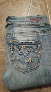 Silver Jeans ( Size 24'' )
