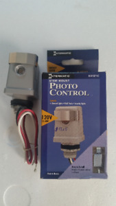 Electrical Photo Control photo cell for lighting