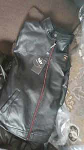 Emporio and co leather jackets