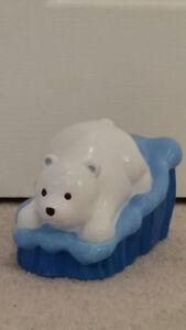 Polar Bear Bathtub Spout Guard