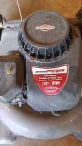 MTD pro push mower