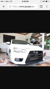 Want to buy evo X front bumper/fenders