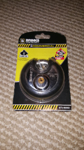 Brinks 673-80002 Commercial 80mm Discus Lock (Brand New)