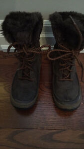 Brown Merrell Winter Boots London Ontario image 1