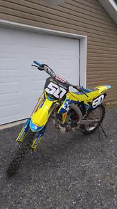 Rmz 250 2012