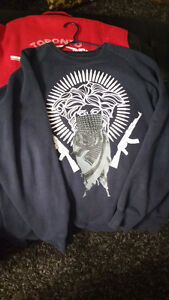 Crooks & Castles crew neck used